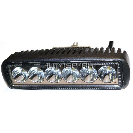 Opwn55 s autospark barra de luz led 18w with cree chip for Barra de luz led